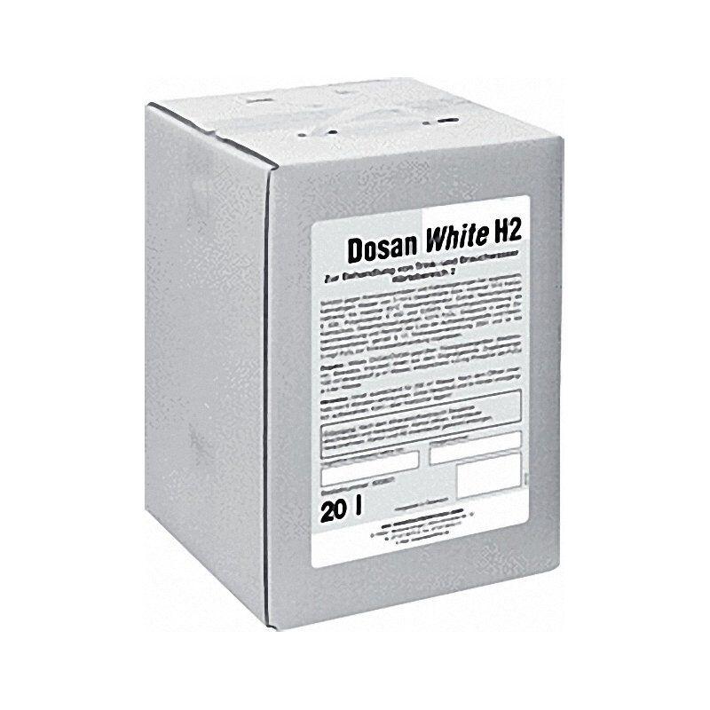 BWG Wasseraufbereitung DOSAN Weiß H2 Wasserchemie 20 l B.W.G.  /l