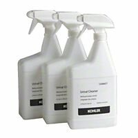 Kohler 1174866 Urinal Cleaner, Pack Of 3, New, Free Shipping