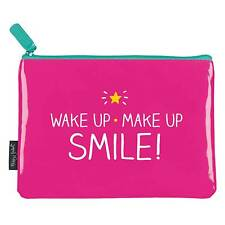Wake Up Trucco Smile! pochette per il trucco by Happy Jackson