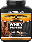 Body Fortress 5lb. Super Advanced Whey Protein - Chocolate