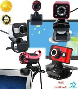 New-USB2-0-HD-Webcam-Camera-Web-Cam-With-Microphone-For-PC-Laptop-Desktop-Win10