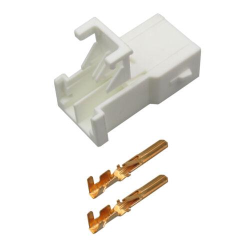 OEM VW 893 971 992E 893971992E Reparatursatz SteckerSteckverbinder 2-pol