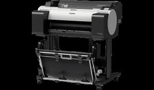 """Canon TM-200 Großformat-plotter A1 24 """"/ 61cm+ Shelter, Network/WLAN"""