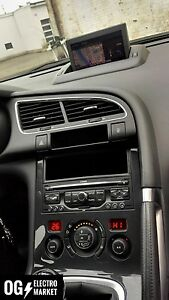 peugeot 5008 gps navigation system set radio sat nav rneg wip nav my way ebay. Black Bedroom Furniture Sets. Home Design Ideas