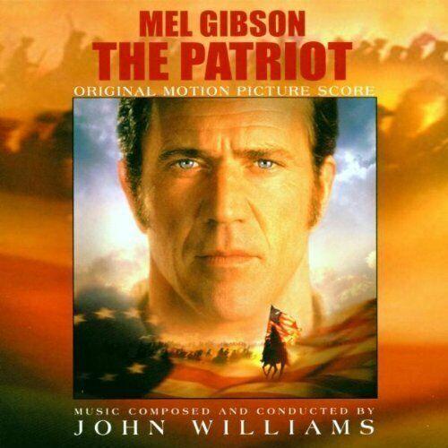 John Williams Patriot (soundtrack, 2000)  [CD]