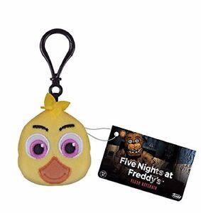 Funko Five Nights At Freddy's Chica Plüsch Schlüsselanhänger
