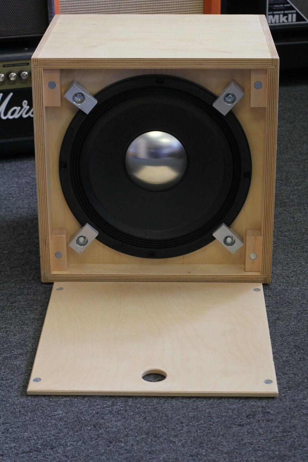 Anthony Coscia 1x12 Speaker Cabinet w/ Beyma Liberty 8 Speaker / Grateful Dead. Buy it now for 450.00
