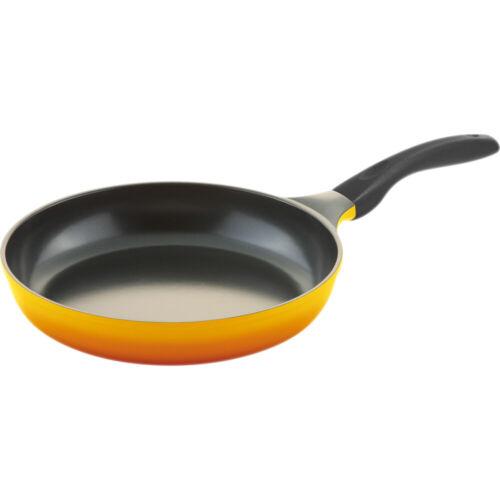 inducción Culinario sartén cerámica revestimiento Ø 28cm amarillo anti detención