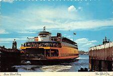BC59933 bateaux ships Staten Island Ferry New York City
