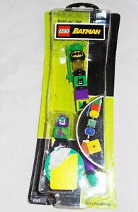 Lego-Batman-The-Joker-ink-PEN-2006-Kohl-039-s-Exclusive-RARE-NEW