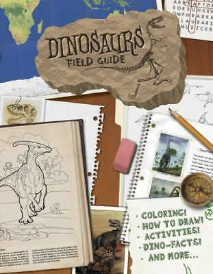 DINOSAURS FIELD GUIDE (9780486491561) -  (PAPERBACK) NEW