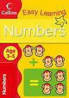 Numbers Age 3-5: Book 1 by HarperCollins Publishers (Paperback, 2008)