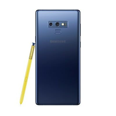 "Samsung Galaxy Note 9 SM-N960F/DS 128GB (FACTORY UNLOCKED) 6.4"" 6GB Exynos 9810"