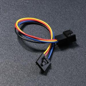 5Pin-to-4Pin-Fan-Connector-Adapter-Converter-Extension-Cable-Wire-for-Dell-USA