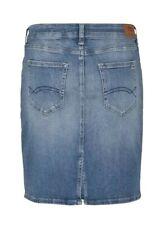 Danefae Femmes wales skirt jeans denim rock