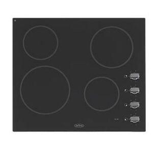 Belling Bel électrique Ch60rx Plaque En Céramique Noir 520 X 590 Mm-afficher Le Titre D'origine Le Plus Grand Confort
