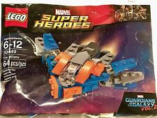 LEGO Super Heroes Guardians of The Galaxy The Milano 30449 [Building 64 Pieces]