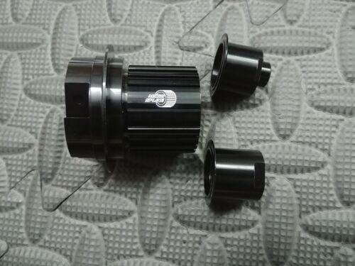Shimano 12Speed Micro Spline Freehub Body Conversion For DT Swiss//Hope//Mavic//i9