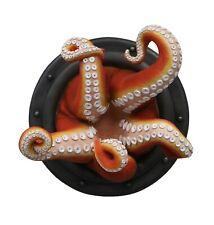 Design Toscano Tenacious Tentacles Octopus Wall Sculpture