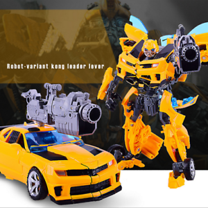 2020 Transformers Autobot Bumblebee Optimus Prime Actionfigur Spielzeug Geschenk