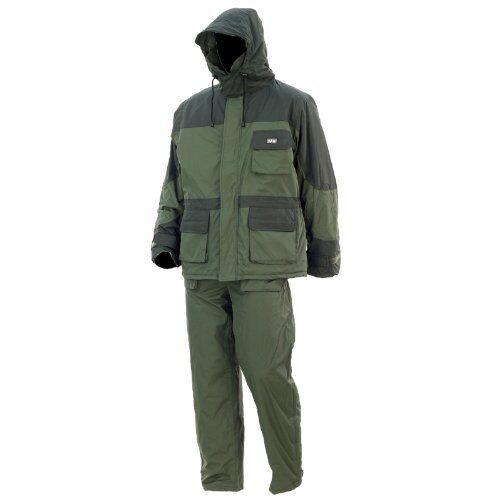 DAM Dura Therm Anzug, Thermo Anzug, green-grey, Gr. XXL, 8625104