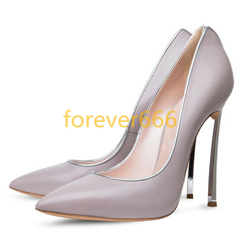 NEU Damen Pumps Pumps Pumps Stiletto Schuhe Spitz zehe High Heels Elegant Party Gr.35-47 6136aa