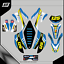 Grafiche-personalizzate-TM-RACING-EN-MX-450-F-CROSS-RiMotoShop-Opaco miniatura 3