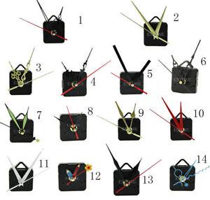 Quartz Clock Movement Mechanism Hands Wall Repair Tool