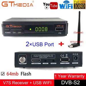 GTmedia-V7S-FTA-Digital-Satellite-Receiver-DVB-S2-HD-1080P-Youtube-PVR-USB-WIFI