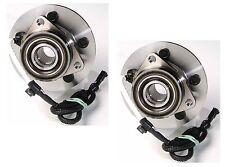 2006-2010 Ford Explorer Front Wheel Hub Bearing Assembly (PAIR)