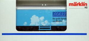 Marklin-31661-Sonder-Kuhlwagen-MAXI-die-grose-Spielbahn-von-Marklin-OVP