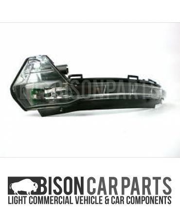 Miroir Indicateur Passager Côté Lh AUD007 Audi A1 2010 Sur inclus S1 DEL