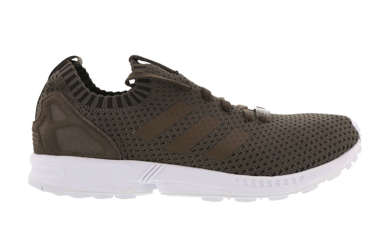 Adidas ZX Flux Primeknit Trainers - size UK 8.5