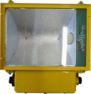 Image Is Loading Qvs Eco Raggio 2 400w Metal Halide Floodlight