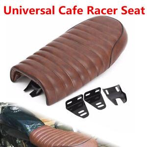 for cafe racer sitz sitzbank seat universal retro seat for. Black Bedroom Furniture Sets. Home Design Ideas