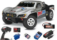 Traxxas 1/16 Slash 4x4 Brushed Rtr W/ Tq/battery/charger 7 Scott Douglas on sale
