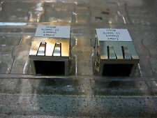 Innet Stewart Telephone Connector 8 Contact Right Angle Solder New 2pkg