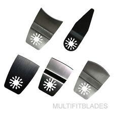 5pc Oscillating Tool Scraper Kit - Milwaukee Multi Tool Compatible