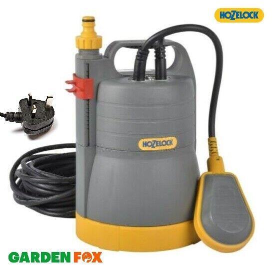 new HOZELOCK FLOWMAX Collect 2200 WATERBUTT PUMP 7612 5010646059428 .
