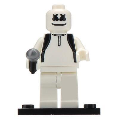 marshmello lego dj marshmello  bulding blocks