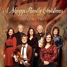 A Skaggs Family Christmas, Vol. 2 [Digipak] by Ricky Skaggs (CD, Sep-2011, 2 Discs, Skaggs Family Records)