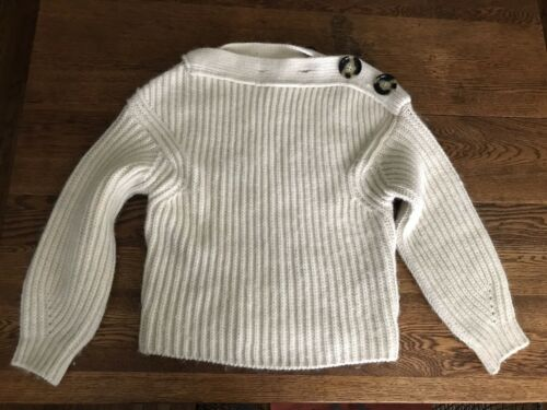 Acne Studios ~ Holden Chunky Knit Sweater ~ XXS