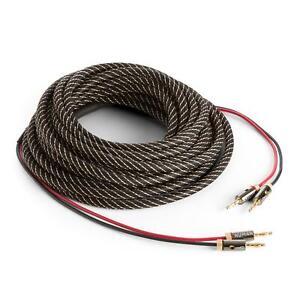 NUMAN-Cable-pour-enceinte-HiFi-OFC-Cuivre-2-x-3-5mm-10m-Gaine-textile