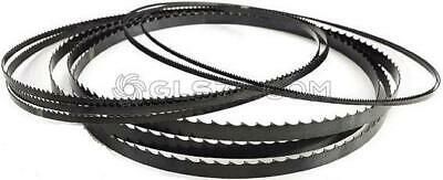 """0.65mm 1/"""" x 0.025/"""" WOOD BANDSAW BLADE FLEXBACK ANY LENGTH AND TPI 25mm"""