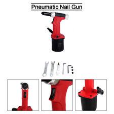 Rivnut Air Pneumatic Oil Pressure Rivet Nut Riveter Gun Riveting Power Tool S50