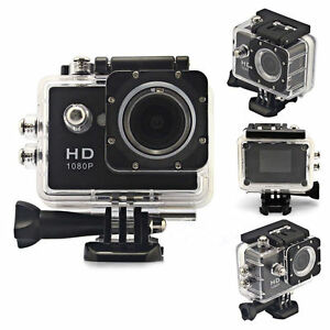 "2"" Full HD 1080P Waterproof Sport DV Action Camera Camcorder SJ4000 as Gopro"