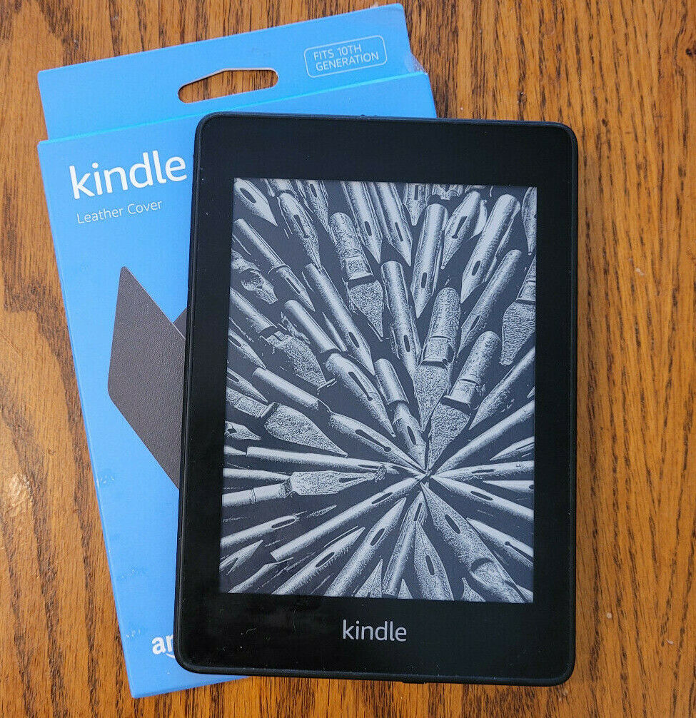 All New - Amazon Kindle Paperwhite 4th (10th Generation) 8GB, WiFi, 300ppi. Buy it now for 99.99