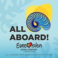Eurovision Song Contest Lisbon 2018 [CD]
