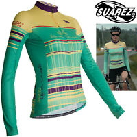 Suarez Of Colombia Women's Giomi Felici Cycling Jersey - Clearance Was £54.99