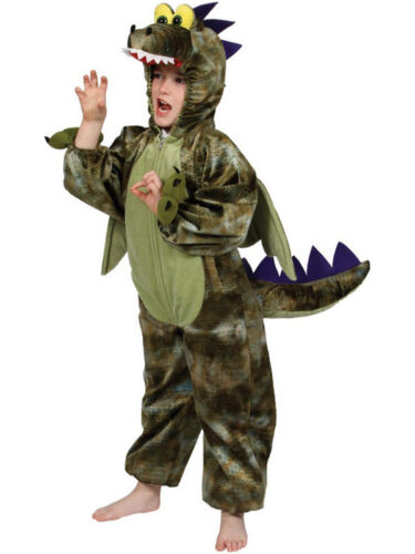 Dinosaur Toddler Fancy Dress Costume Boys Girls Girls Animal Outfit Ages 3-10